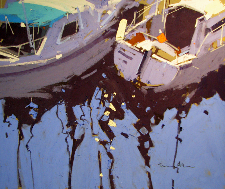 Allain Tony Marina Reflections